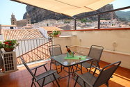 Apartments in Cefalù - Terrazza del Cortile